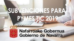 subvenciones gobierno de navarra tic 2019