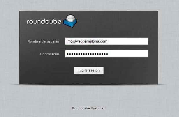 login-webmail